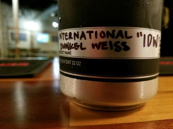 IDW beer